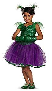 Disguise Marvel's She Hulk Tutu Prestige Girls Costume