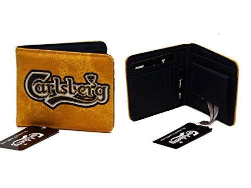 Carlsberg Portafoglio uomo novità assoluta edizione speciale Man