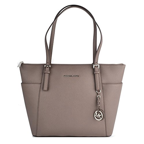 MICHAEL by Michael Kors Jet Set Cinder Large Borsa Shopping one size Cinder