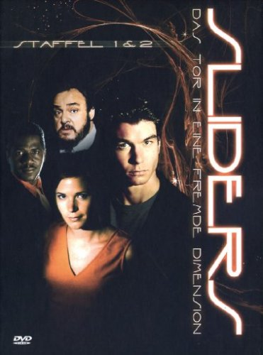 Sliders: Das Tor in eine fremde Dimension - Season 1 & 2 (6 DVDs)