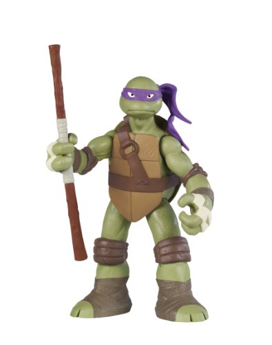 2012 SDCC Exclusive Teenage Mutant Ninja Turtles Turtles 11&quot; Figure Donatello Nickelodean