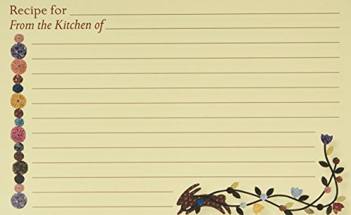 Simple Seasons Recipe Cards
