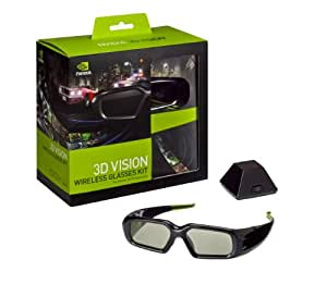 nvidia 942-10701-0003-004 3D Vision Wireless Glasses Kit
