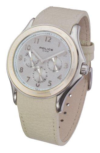 Police 11596Js/04 Khaki Rush Watch