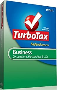 TurboTax Business Federal + E-file 2011 [Old Version]