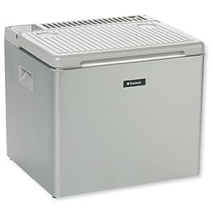 Dometic ポータブル3WAY冷蔵庫 mobilcool シルバー RC1602EGC