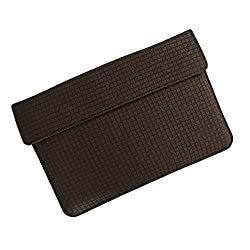 i-KitPit : PU Leather Pouch Case For iPad 3 (BROWN)