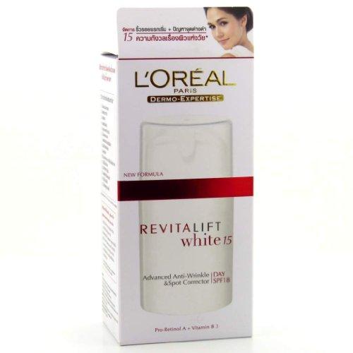 L'Oreal Revitalift White Advanced Anti-Wrinkle & Spot Corrector Serum (50Ml)