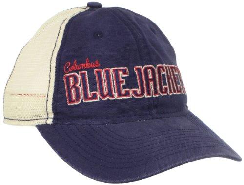 Cap Blues Jacket Nhl Columbus Blue Jackets