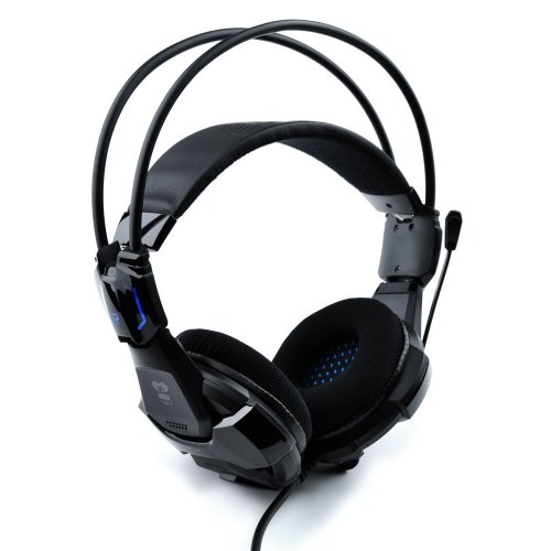 E-Blue Cobra 707 Hs707 Gaming Headset Headphone W/ Mic Razer Gamer Msn