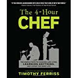 "The 4-Hour Chef: The Simple Path to Cooking Like a Pro, Learning Anything, and Living the Good Life (Hardcover) By Timothy Ferriss          Buy new: $21.00 177 used and new from $6.13     Customer Rating:       First tagged ""cookbook"" by Kindle Customer"