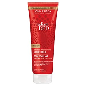 John Frieda Radiant Red Colour Protecting Conditioner 8.45 Oz