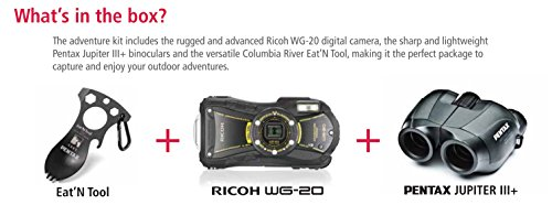 Ricoh WG-20 14MP Waterproofp, Shockproof, Big Discount