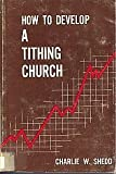 img - for How to Develop a Tithing Church book / textbook / text book