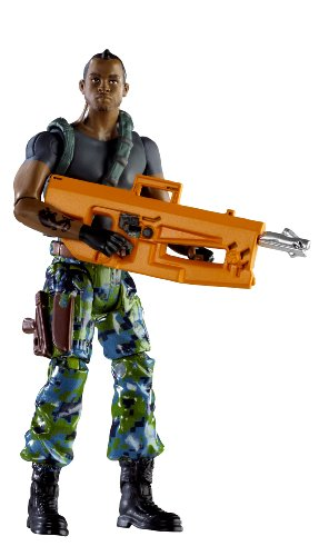 Buy Low Price Mattel James Cameron's Avatar RDA Private Sean Fike Action Figure (B002SNA8TA)