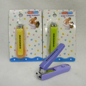 Baby Nail Cliper - Case Pack 120 SKU-PAS787692