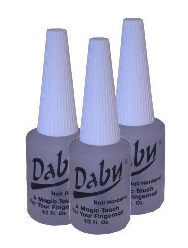 Daby Nail Hardener 3 Piece Set Free Shipping Great Deal