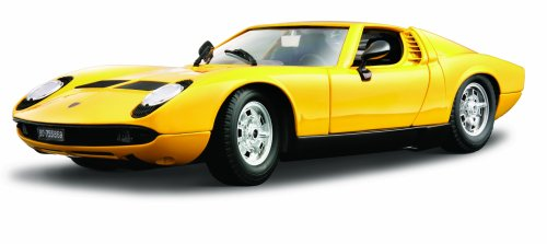 BBurago 18-11010 - Diamond Collezione 1:18 Lamborghini Miura 1968 gelb