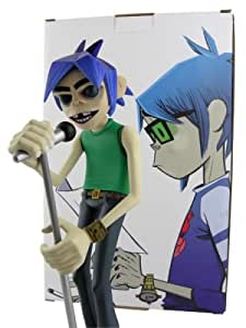 Amazon Com Gorillaz White Edition 2d Vinyl Figure