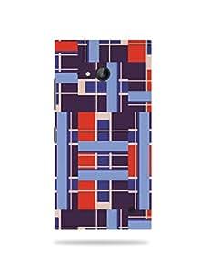 alDivo Premium Quality Printed Mobile Back Cover For nokia lumia 730 / nokia lumia 730 Printed Mobile Case / Back Cover (3D172)