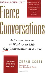 "Cover of ""Fierce Conversations: Achieving..."