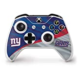 Skinit New York Giants Xbox One S Controller Skin - NFL Skin - Ultra Thin, Lightweight Vinyl Decal Protection