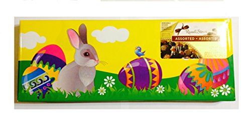 Delicious Easter Chocolate Gift Box 340g from Russell Stover.