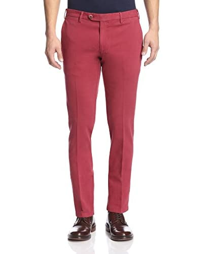Canali Men's Slim Fit Knit Chino