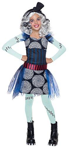 Monster High Freak Du Chic Frankie Stein Costume
