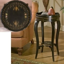 Cheap Butler Specialty 1343069 Accent End Table, Regal Black Hand (B002524YM6)