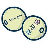 LifeIsGood(ライフイズグッド) 3デイジーフェッチボール【ペット用品/犬用おもちゃ 2524313】 ハニーデュー HNYDW