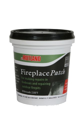 Rutland 62 Fireplace Dry Mix Patch (Masonry Fireplace compare prices)
