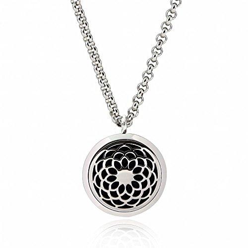premium-sunflower-pattern-aromatherapy-essential-oil-diffuser-necklace-locket-pendant-hypo-allergeni