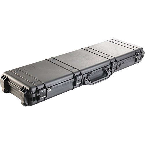 Pelican 1750 Watertight Protector Gun Case w/ Wheels - 50.5i