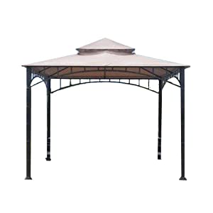 Replacement Canopy For Targets Summer Veranda Gazebo from Garden Winds