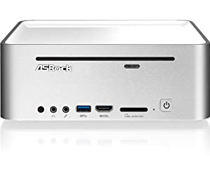 Asrock Vision X 420D-8G1T88/W Ordinateur Tout-en-Un Intel Core i5 4200M 2,5 GHz 1000 Go 8192 Mo AMD Radeon HD8850M