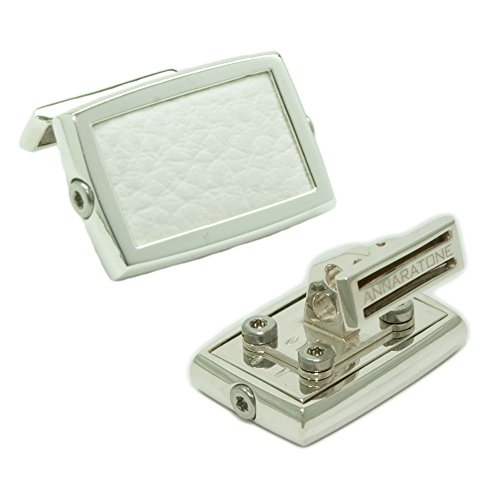 annaratone-jewelry-boutons-de-manchette-argent-massif-925-historic-racing-blanc-martini-finition-bri