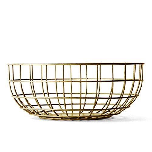 MENU - MENU Wire Bowl Brass