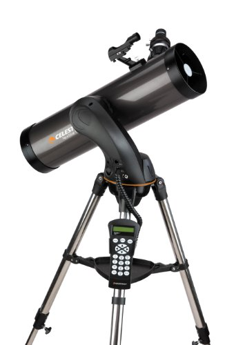 Review Celestron NexStar 130 SLT Computerized Telescope