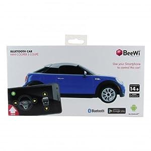 BeeWi BBZ202A2 Bluetooth Mini Cooper Coupé für Android blau