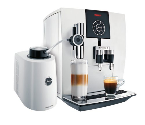 Caf jura machine caf jura j9 2 one touch blanc - Prix machine a cafe jura ...