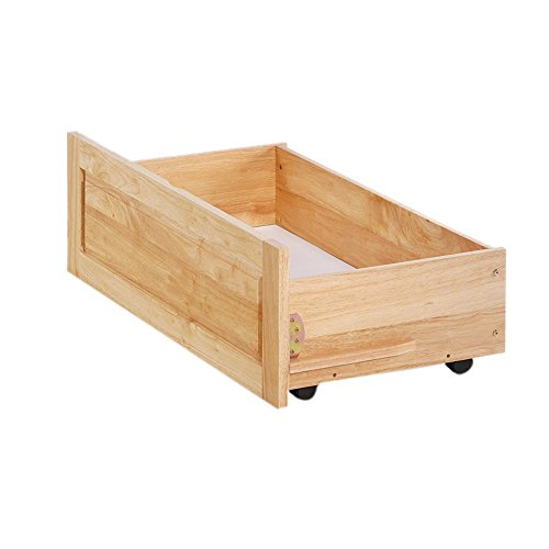 Kids Beds With Storage Underneath 7165 front