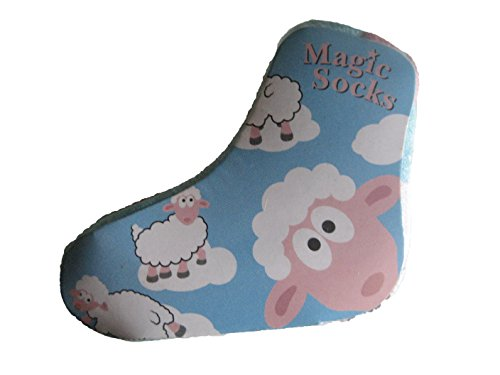 "Sheep ""Magic Socks - Expands in Water!"