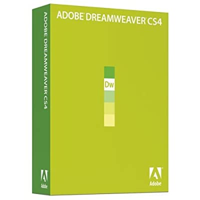 Adobe Dreamweaver CS4 Upgrade (Spanish)