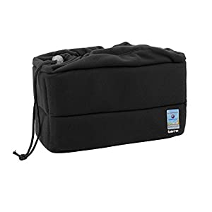 "Koolertron Shockproof Padded Foldable Partition Camera Insert Protective Bag For SONY Canon Nikon DSLR Shot Or Flash Light --- 10.6""x6.3""x4.7"""