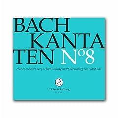 Bachkantaten N�8 (BWV 7, 18, 107)