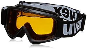 Uvex Kids Snowcat Ski Google - Black, Size 1