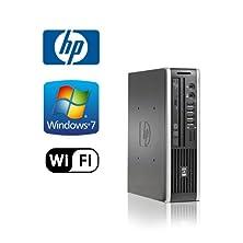 buy Hp Elite 8300 Ultra-Slim Network Pc - Intel Core I5 Quad 2.9 Ghz, 4Gb Ddr3, *New* 128Gb Ssd, Windows 7 Pro 64-Bit, Wifi, Usb 3.0, Dvd-Rom (Prepared By Recircuit)