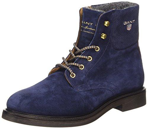 Gant Footwear - Ashley, Stivaletti da donna, Blu (Blau (navy blue  G65)), 38