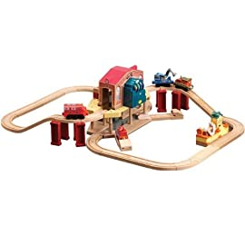 Chuggington Calleys Rescue Set - Chuggington LC56702